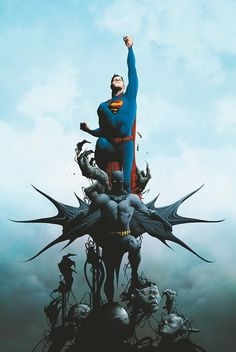 Batman/Superman #1 First Look