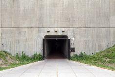 "Andrew Benson's ""Metro Tunnel, Takoma, 2012"" | forms, terrain"