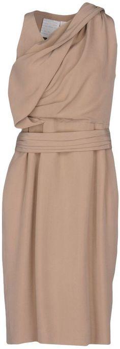 DRESSES - Knee-length dresses Kiton hgv9JQ3Eim