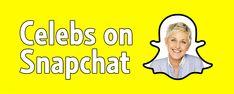 Celebrity Snapchat U