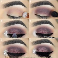 This picture is just GOALS! We are always looking for new eyeshadow looks and tutorials for eye colors. Our calendar will help you stay on top of when the latest makeup eyeshadow palettes are being released! #eyemakeup #makeuptipseyeshadow
