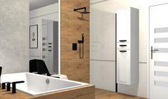 Praca konkursowa z wykorzystaniem mebli łazienkowych z kolekcji INGE NEW #naszemeblenaszapasja #elitameble #meblełazienkowe #elita #meble #łazienka #łazienkaZElita2019 #konkurs Alcove, Bathtub, Bathroom, Design, Standing Bath, Washroom, Bath Tub, Bathtubs, Bathrooms