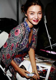 Miranda Kerr soooo adorable