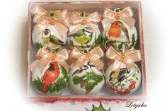 Vianočné vtáčiky