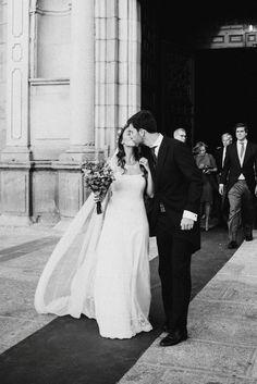 La boda de Andrea y Bosco. By Sara&Co