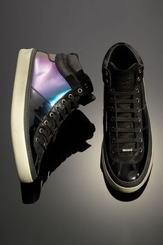 Sweet sneakers by Jimmy Choo!