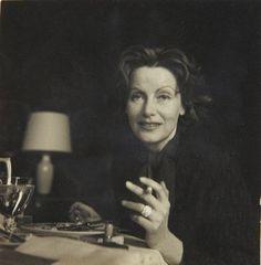 1946 - Greta Garbo by Cecil Beaton