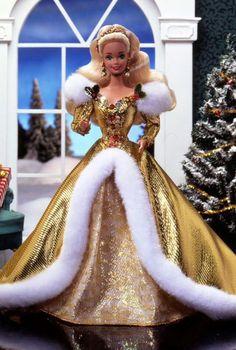 ♡holiday barbie