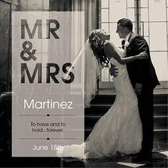 Contemporary Wedding 10x10 Photo Book