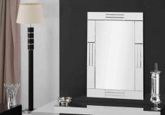 Miroirs Modernes en Verre : Modèle MACRO