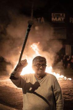 Baseball, Chile, Revolution, Poster, Rise Against, Photos, Fotografia, Baseball Promposals, Chili Powder