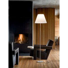 De Costanza Terra vloerlamp is een echte klassieker, en wat voor één!! #beautiful #lighting #verlichting #lightbrands #sfeer #Costanza #luceplan #homedeco #interior #home #design