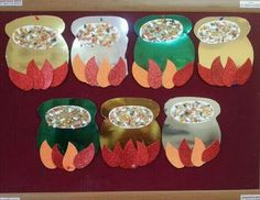 Fall Crafts, Halloween Crafts, Class Projects, Pre School, Seville, Origami, Rage, Sevilla, Origami Art