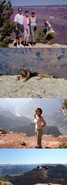 Do a Grand Canyon tour! Start here: http://www.grandcanyondaytrips.com/tours/