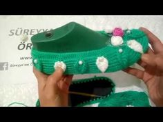 Tabata, Baby Shoes, Knitting, Youtube, Kids, Clothes, Fashion, Slippers, Crocheting