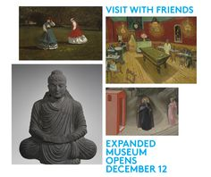 Yale University Art Gallery is the oldest college art museum in America. The Gallery's encyclopedic holdings, 200,000 objects, range from ancient times to the present day and represent civilizations from around the globe. FREE and open to the public.