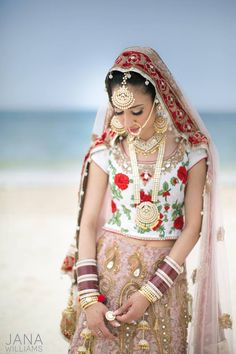 Indian Bride | Photo by Jana Williams