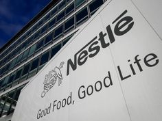 Nestle is being sued for allegedly using child slaves on cocoa farms