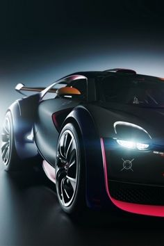 Citroen Survolt Concept Car