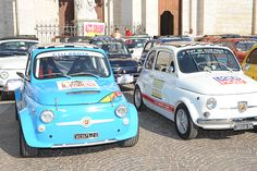 5° Raduno Fiat 500 Manfredonia