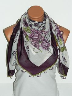 2012 Spring trends Multicolor Turkish Yemeni by WomanStyleStore, $34.00
