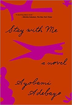 For when you need a new author... Skimm HQ can't put down Ayobami Adebayo's first novel.