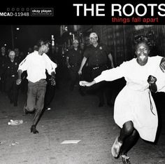 The Roots - Things Fall Apart Classic Album