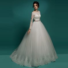 Wedding Dress...Vestido de Noiva