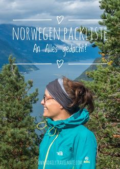 The Norway packing list: thought of everything? A packing list for Norway for express . - Reiseziele Norwegen - THE Travellers Lofoten, Colorado Hiking, Road Trip Hacks, Cruise Tips, Health Promotion, Packing Tips, Tent Camping, Van Life, Travel Around The World