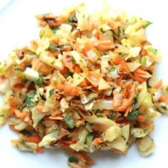 Cabbage Slaw