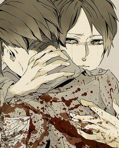 SHINGEKI NO KYOJIN ❘ Eren & Levi ✿