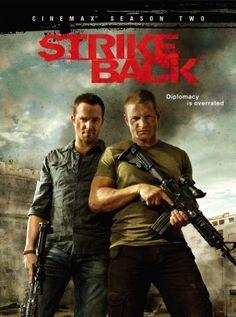 Strike Back - Season 3 - Internet Movie Firearms Database - Guns ...