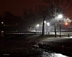 Riverside Park, Ypsilanti Ypsilanti Michigan, Riverside Park, Lens, Spaces, City, Winter, Sweet, Outdoor, Winter Time
