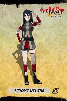 Kiyomi Uchiha (The Last) by on DeviantArt Naruto Uzumaki, Gaara, Sarada Uchiha, Anime Naruto, Kakashi, Photo Naruto, Amaterasu, Kekkei Genkai, Naruto Oc Characters