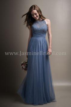 Jasmine Bridal Belsoie Style L194009 in Amethyst