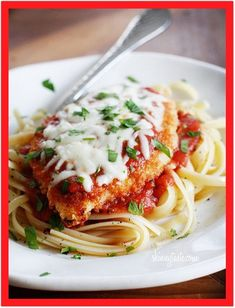 The Food Lab: For The Best Chicken Parmesan Take A Lesson . For The Best Chicken Parmesan Take A Lesson From The . Best Chicken Parmesan Recipe Thestayathomechef Com. Home and Family Breaded Chicken Parmesan, Chicken Parmesan Recipes, Crusted Chicken, Parmesan Crusted, Skinnytaste Chicken Parmesan, Weight Watchers Baked Chicken Parmesan Recipe, Stuffed Chicken, Fried Chicken, Gourmet Recipes