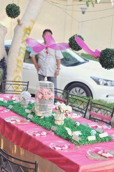 Hostess with the Mostess® - Zoe's Shabby chic garden party