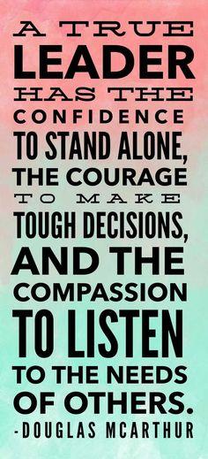 #Leadership inspirat