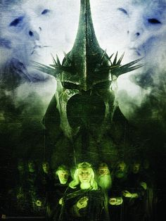 The Witch King of Angmar, the Black Captain, Lord of the Nazgûl, and the Heir to the Dark Lord, no mortal man can kill him...