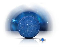 Starry Night - Bath Bomb