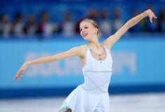 Polina Edmunds ladies, free 2014 Winter Olympics, Sochi