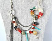 sale sale  free shipping handmade  necklace gemstone necklace,statement necklace