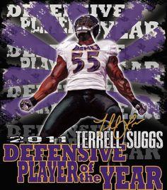 Terrell Suggs Football Baby, Football Team, Terrell Suggs, Sport Hall, Purple Love, Baltimore Ravens, National Football League, New York Giants, Nfl