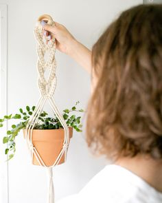 """351 Likes, 7 Comments - The ZEN Succulent® (@thezensucculent) on Instagram: """"Join us Monday June 12 in our storefront for an evening learning the art of macrame for our…"""""""