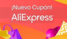 NUEVO! Cupón aleatorio en la APP Aliexpress Coupons