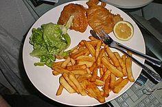 Anklicken zum Vergrößern von Fish and Chips