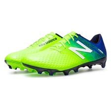 c1846f2eafc0 New Balance Furon Pro FG Soccer Cleats (Toxic/Pacific/Black) Soccer Cleats