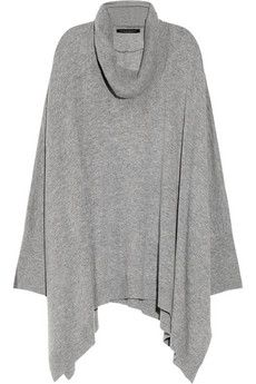 Donna Karan Sleepwear  Wool and cashmere-blend sweater