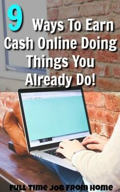 Do You Want To Make Money Online? A Great Way To Start Is By Making Money Doing…