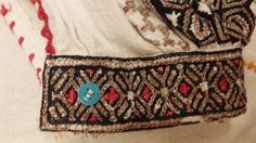 Romanian blouse - ie - detail. Folk Embroidery, Romania, Textiles, Costume, Boho, Jacket, Detail, Blouse, Collection
